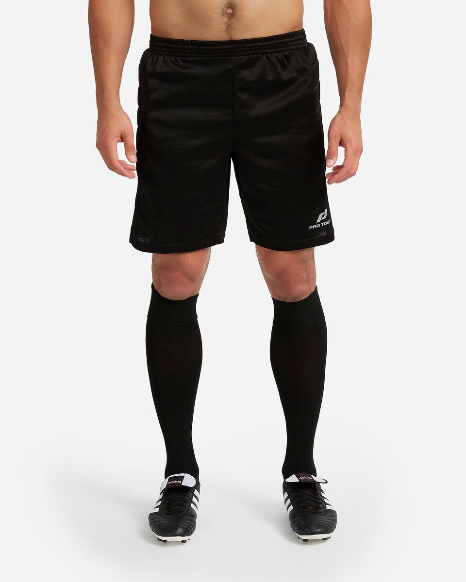 Pantaloncini calcio PRO TOUCH PORTIERE M S1314514 scatto 0
