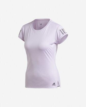 T-Shirt tennis ADIDAS 3-STRIPES CLUB W