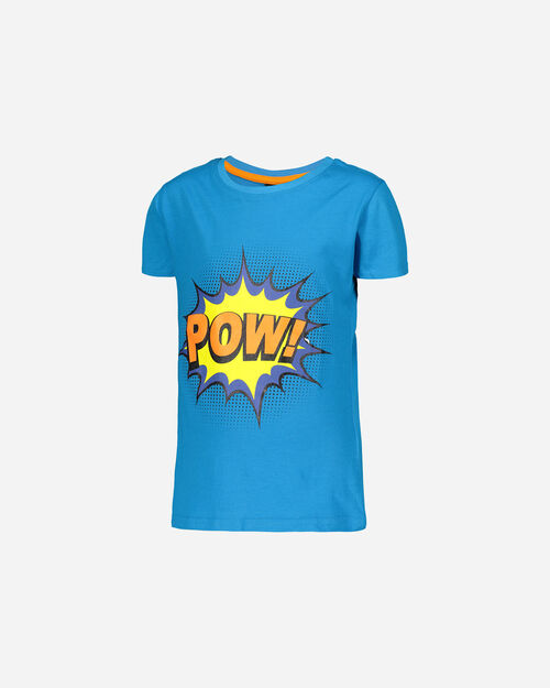 T-Shirt FIREFLY POW TEE GIRL JR