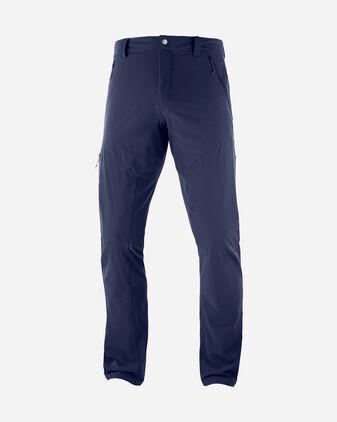 Pantalone outdoor SALOMON WAYFARER TAPERED M