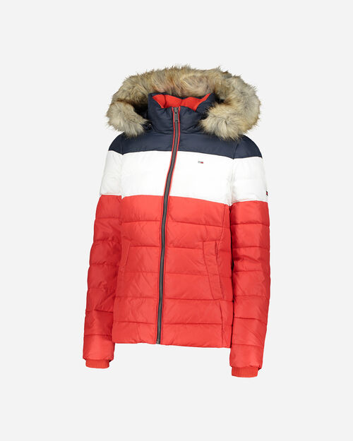 Giubbotto TOMMY HILFIGER COLOR BLOCK W