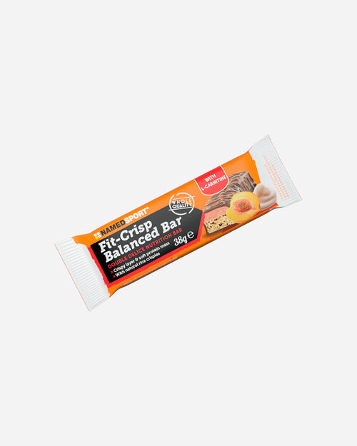 Energetico NAMED SPORT FIT CRISP BALANCED BAR YOGURT PEACH 38G