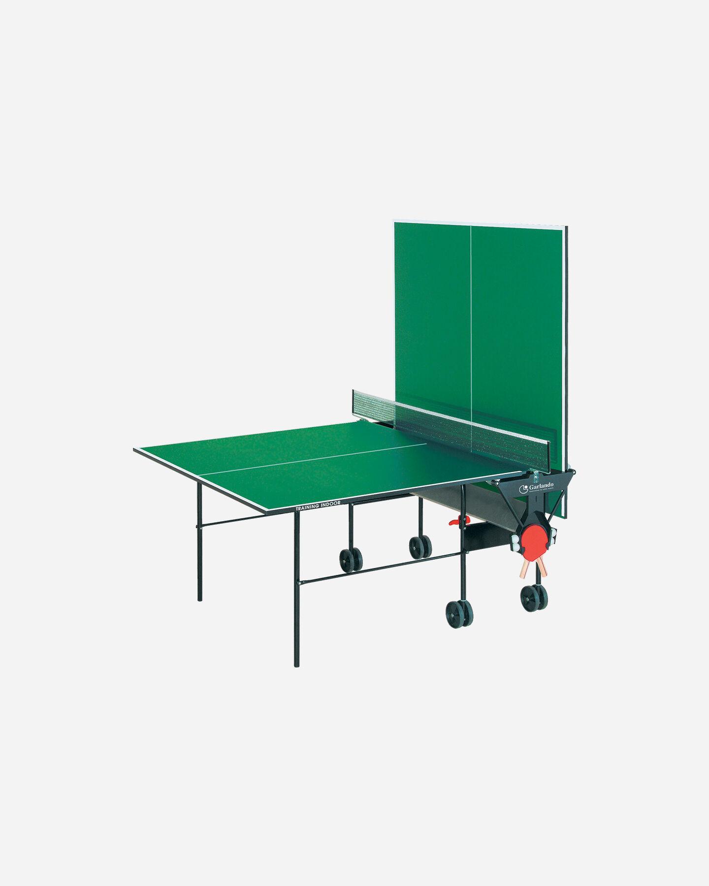 Tavolo ping pong GARLANDO TRAINING INDOOR S1179975|1|UNI scatto 1