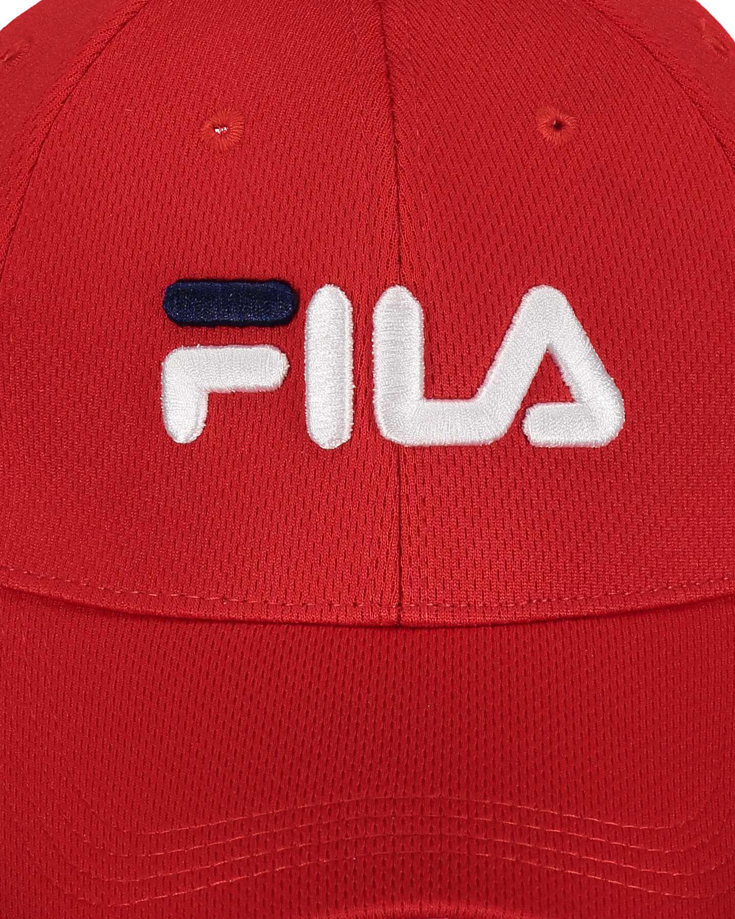 Cappellino FILA FILA CAP S4035104 scatto 2
