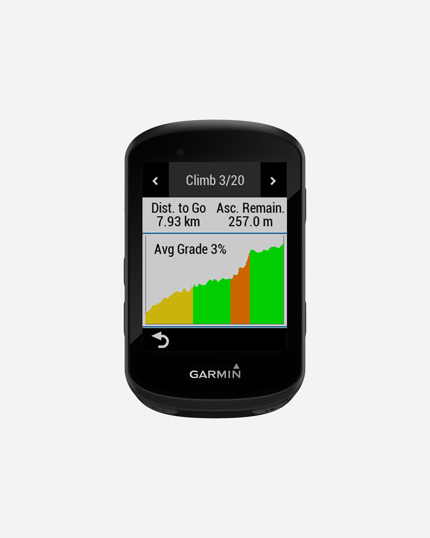 Orologio multifunzione GARMIN EDGE 530 SENSOR BUNDLE S4071889|11|UNI scatto 2
