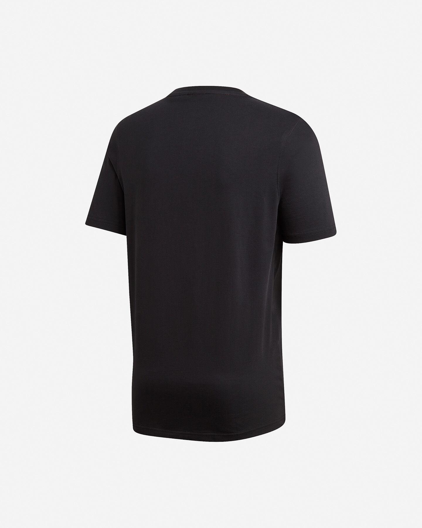 T-Shirt ADIDAS CAMO TONGUE M S5210681 scatto 1