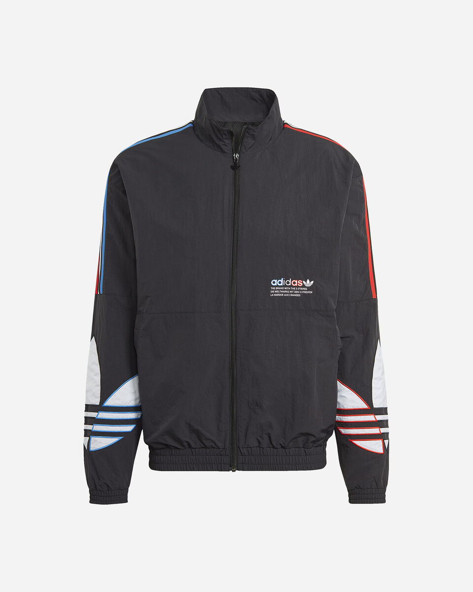 Felpa ADIDAS SPACE RACE M S5271414 scatto 0