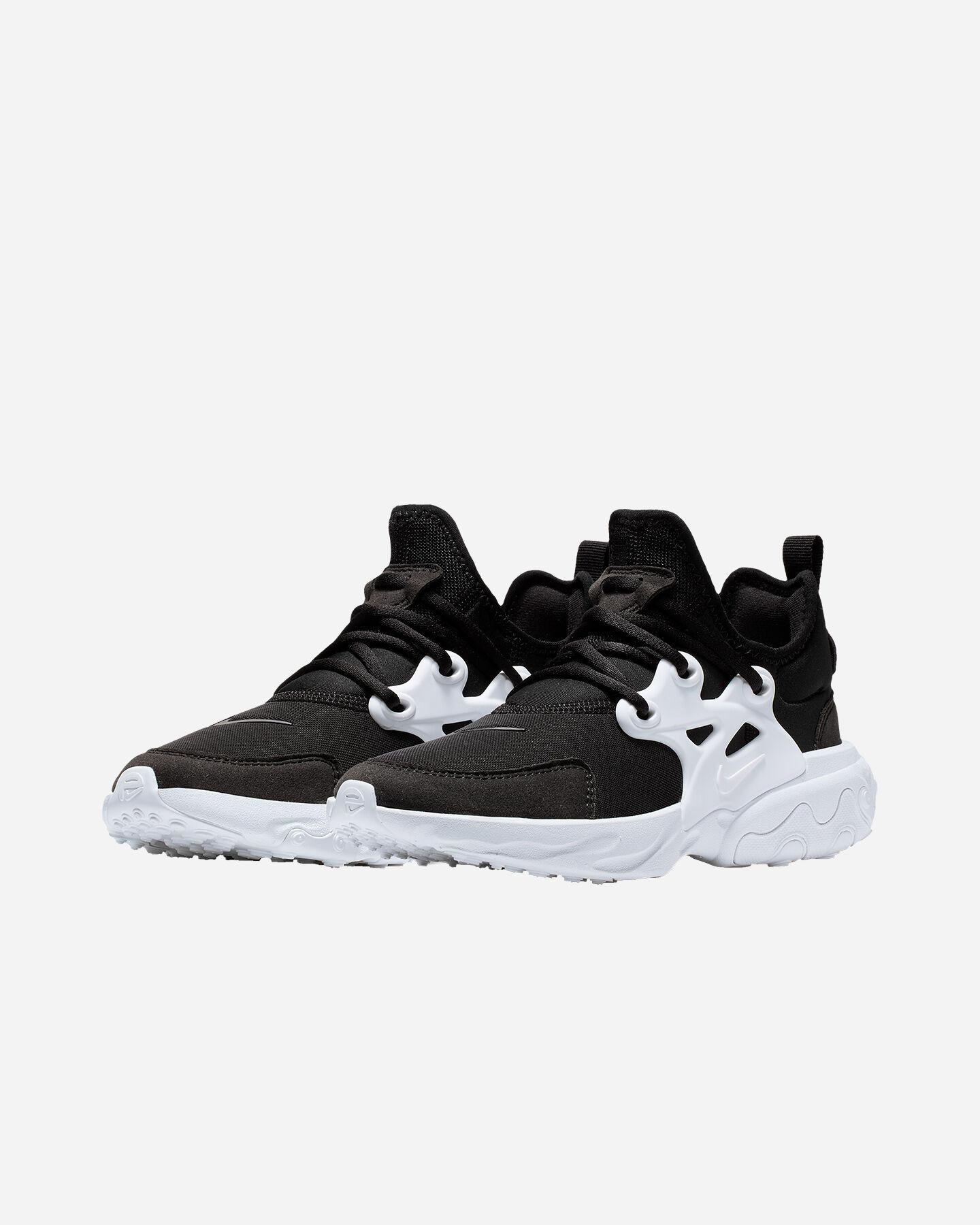 Scarpe sneakers NIKE REACT PRESTO JR GS S2024077 scatto 1