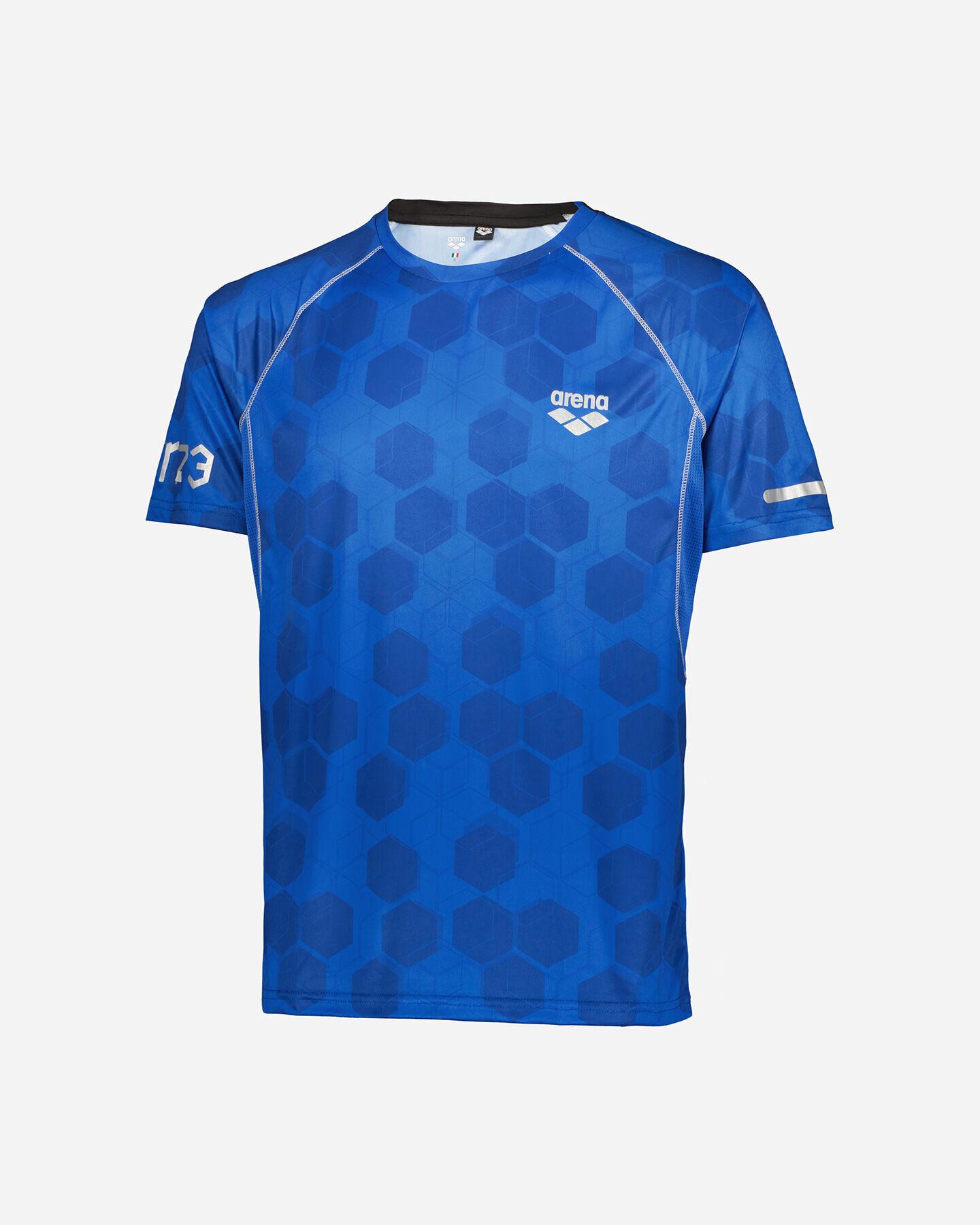 T-Shirt running ARENA ARN 073 M S4093395 scatto 5