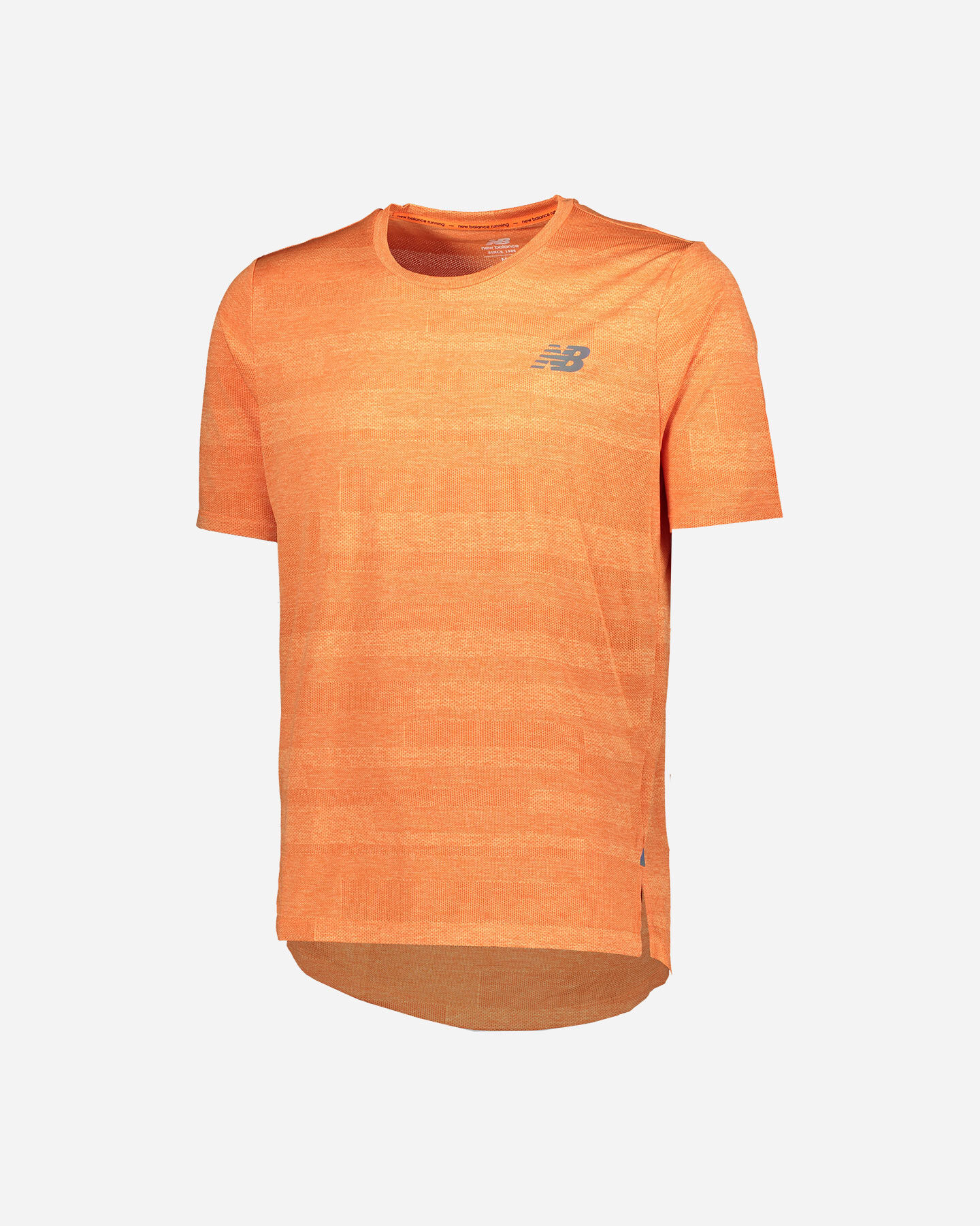T-Shirt running NEW BALANCE Q SPEED FUEL M S5236800 scatto 0