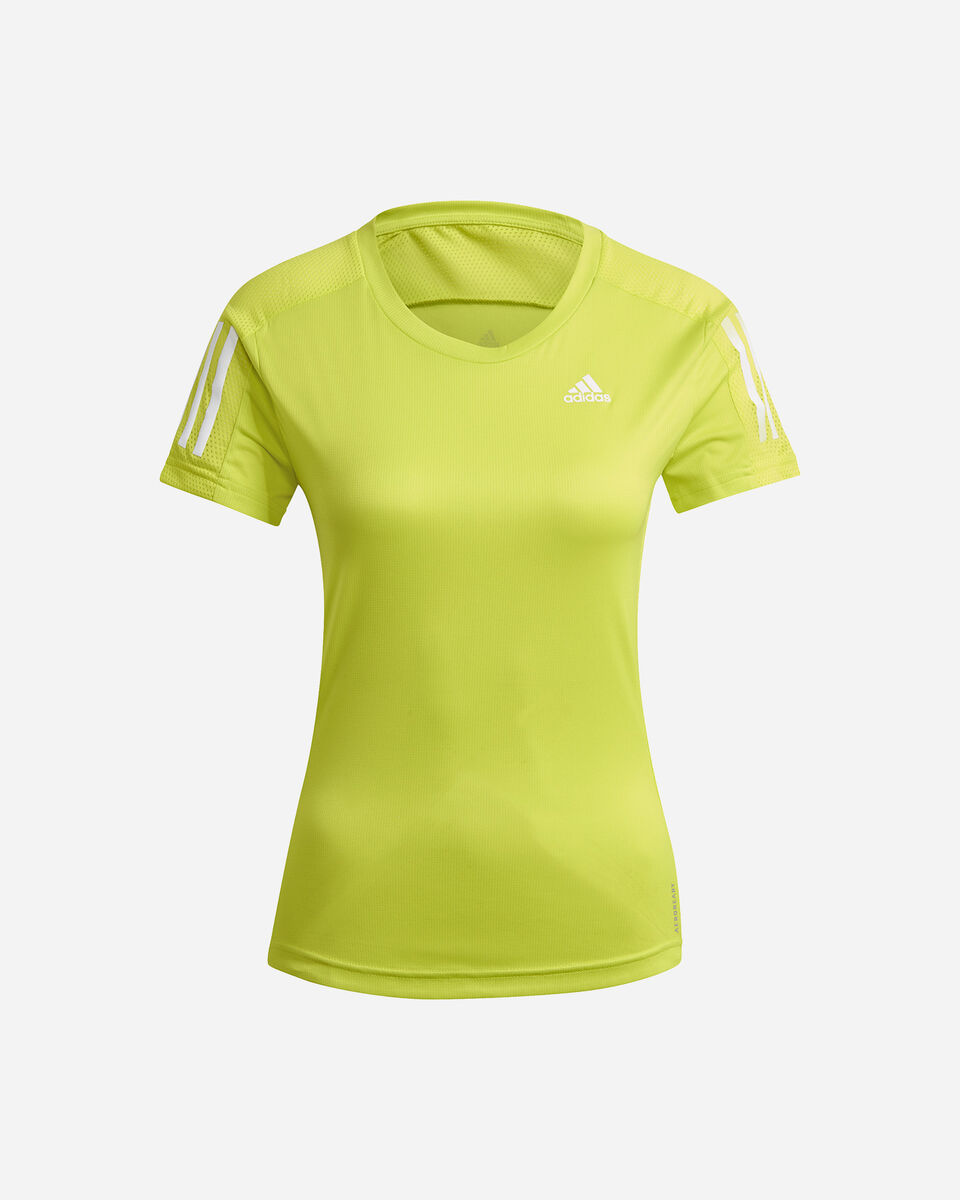 T-Shirt running ADIDAS OWN THE RUN W S5273953 scatto 0