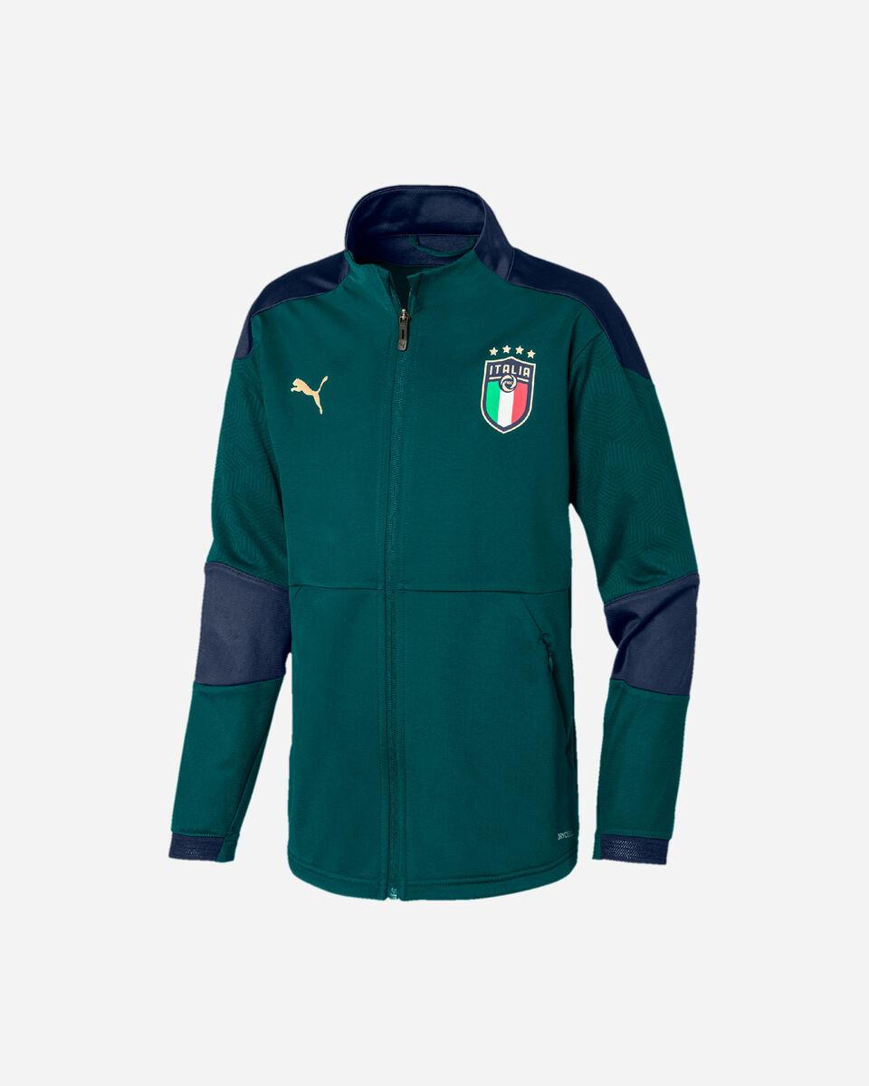 Abbigliamento calcio PUMA ITALIA TRAINING JR S5172843 scatto 0