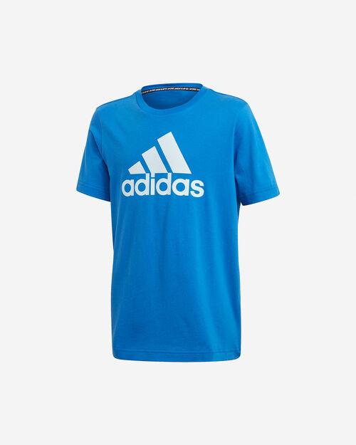 T-Shirt ADIDAS MUST HAVES BADGE OF SPORT JR