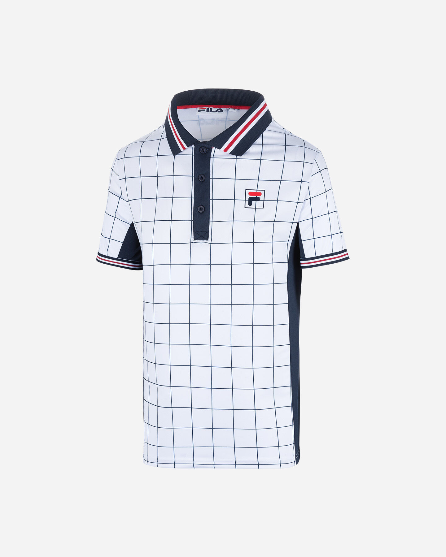 Polo tennis FILA TENNIS HERITAGE M S4075795 scatto 0