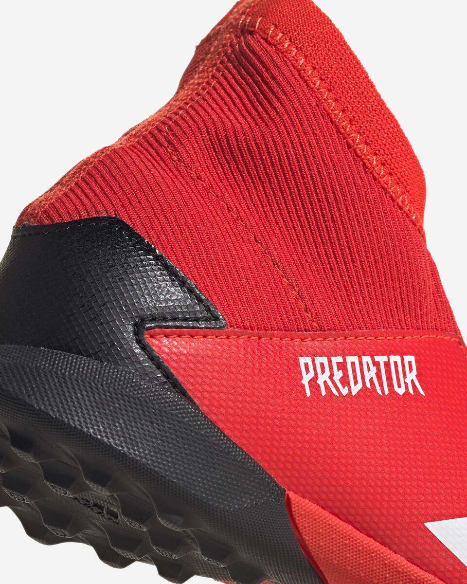 Scarpe calcio ADIDAS PREDATOR 20.3 LL TF JR S5151188 scatto 4