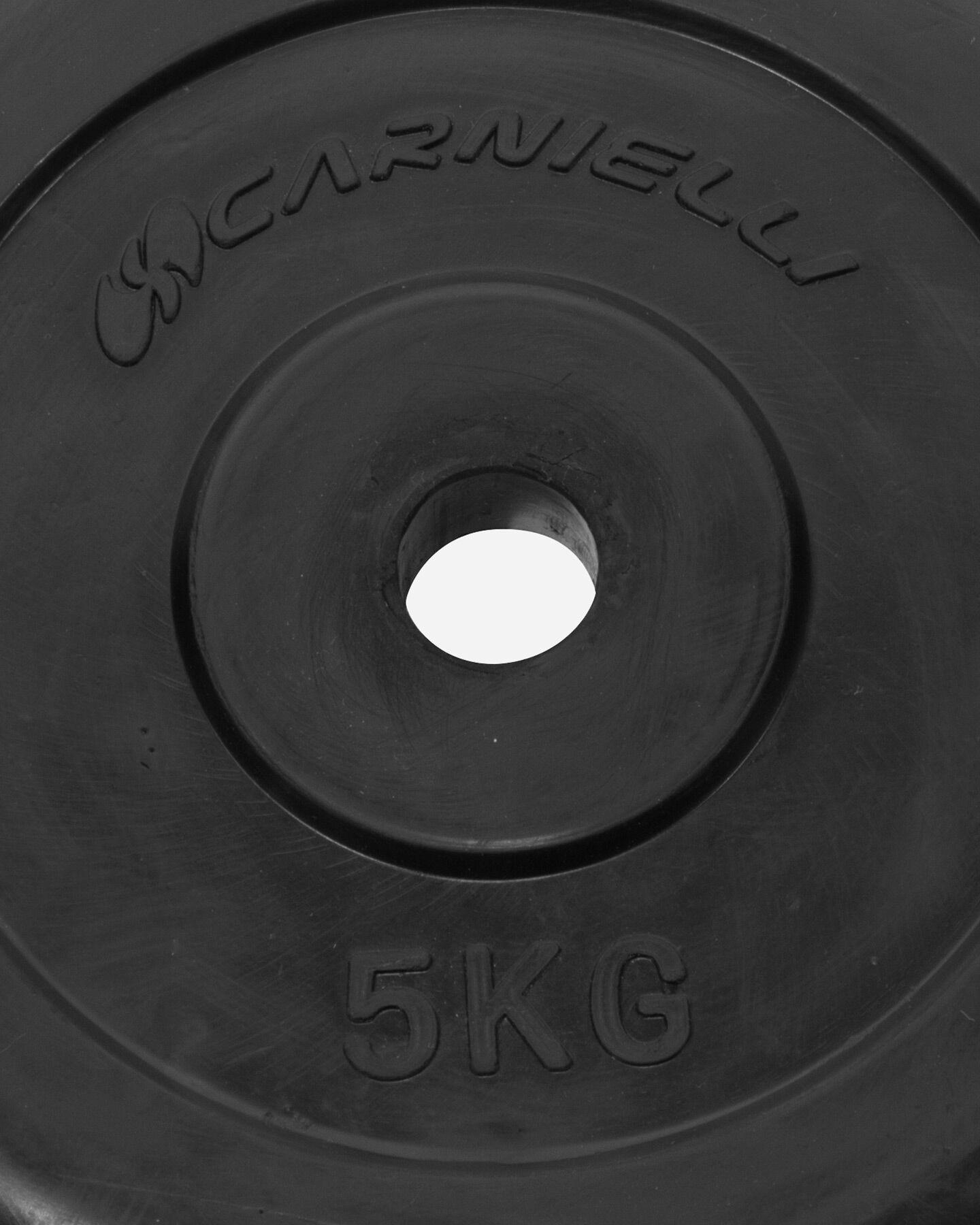 Disco ghisa CARNIELLI DISCO GOMMATO 5 KG S1129956|9999|UNI scatto 1