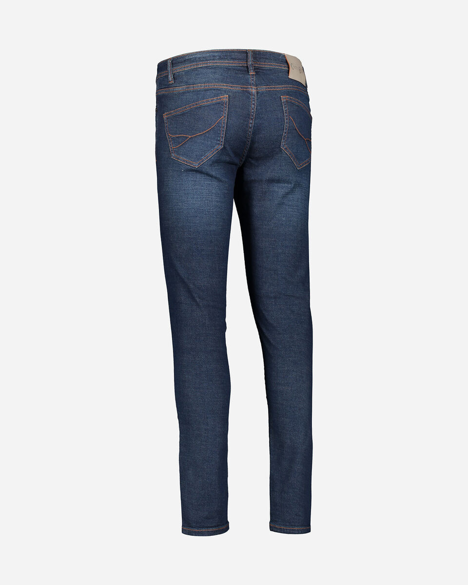 Jeans COTTON BELT 5TS SLIM M S4076650 scatto 5