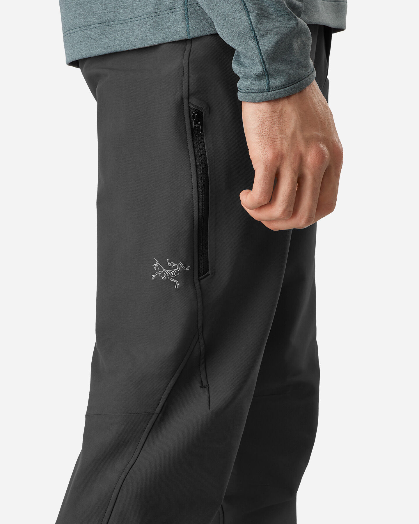 Pantalone outdoor ARC'TERYX CRESTON M S4083259 scatto 4
