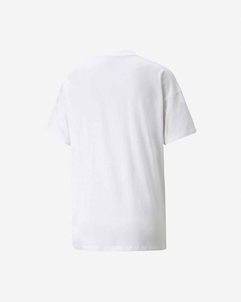 T-Shirt PUMA BLOGO CAT W S5334304 scatto 1