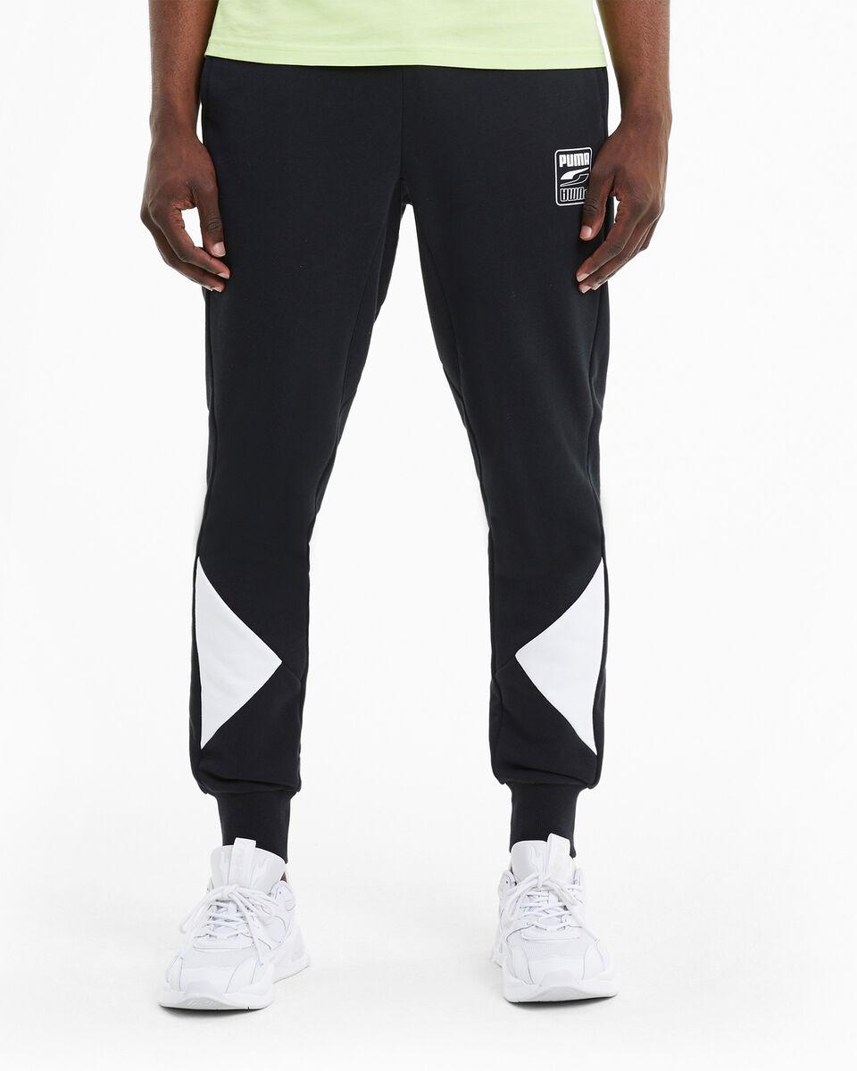 Pantalone PUMA REBEL BLOCK M S5235166 scatto 2