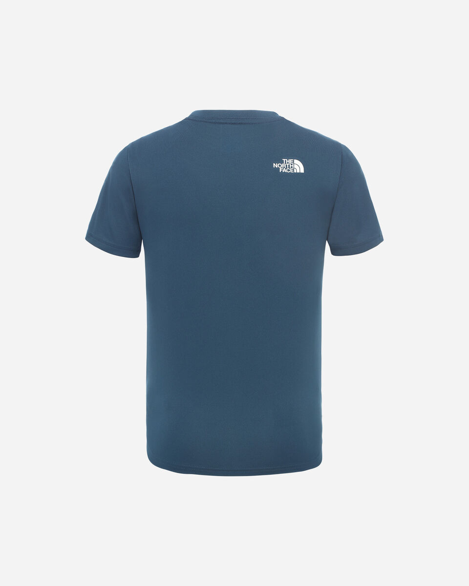 T-Shirt THE NORTH FACE REAXION 2.0 JR S5202373 scatto 1