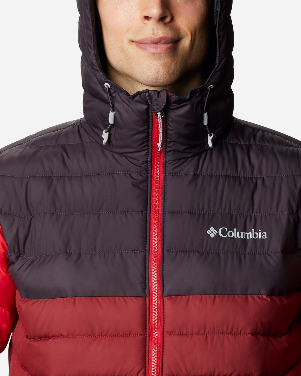 Giacca outdoor COLUMBIA POWDER LITE M S5204002 scatto 5