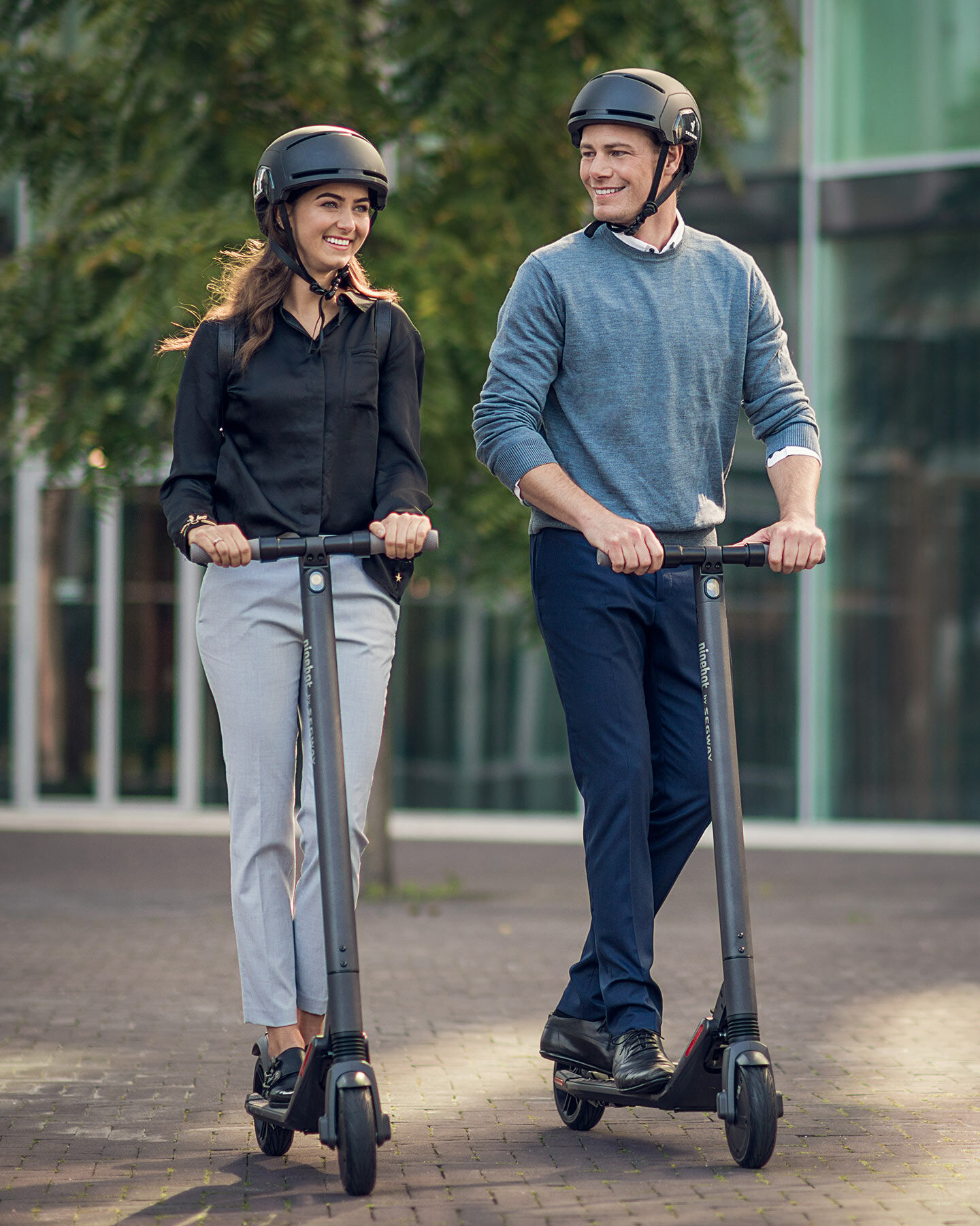 Scooter elettrico NINEBOT E-SCOOTER SEGWAY ES2 S4073492|1|UNI scatto 3