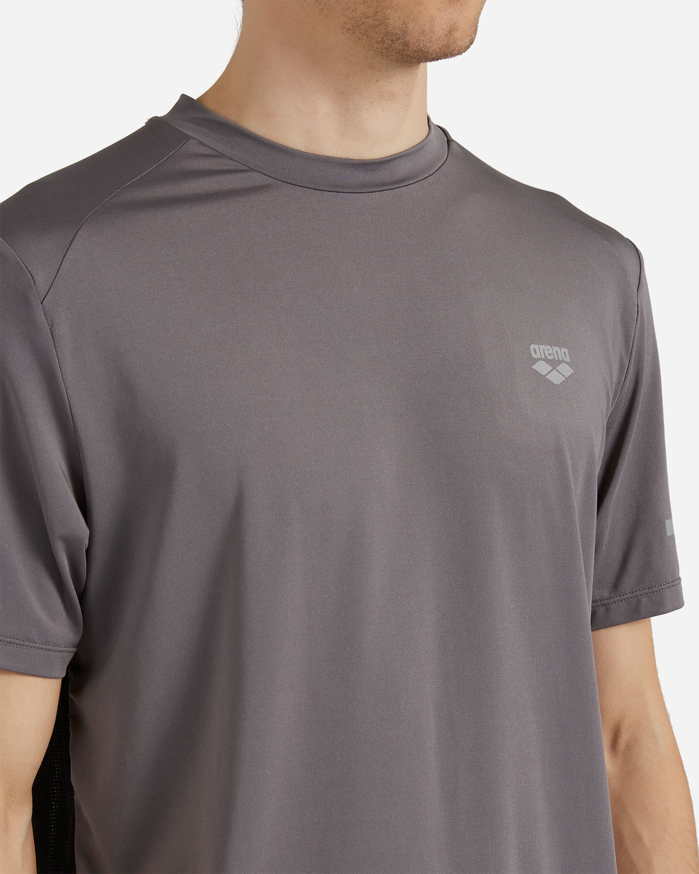 T-Shirt training ARENA ROYAL BACK MESH M S4088059 scatto 4