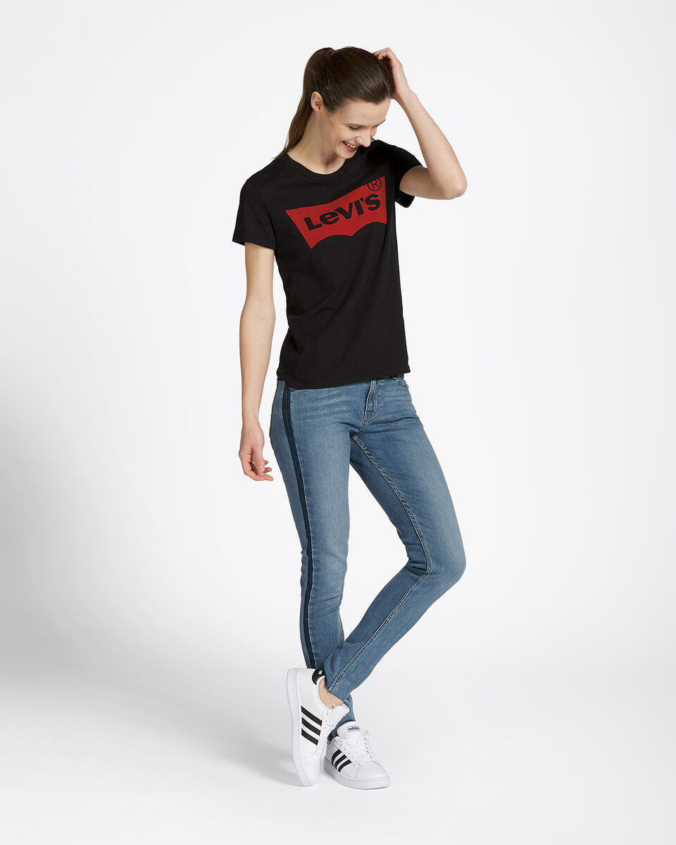 T-Shirt LEVI'S THE PERFECT GRAPHIC W S4063834 scatto 1