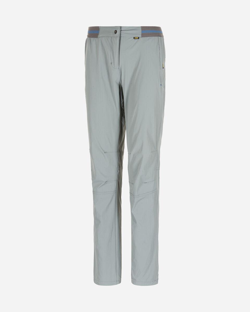 Pantalone outdoor ANDE GENZIANA W S4084784 scatto 0