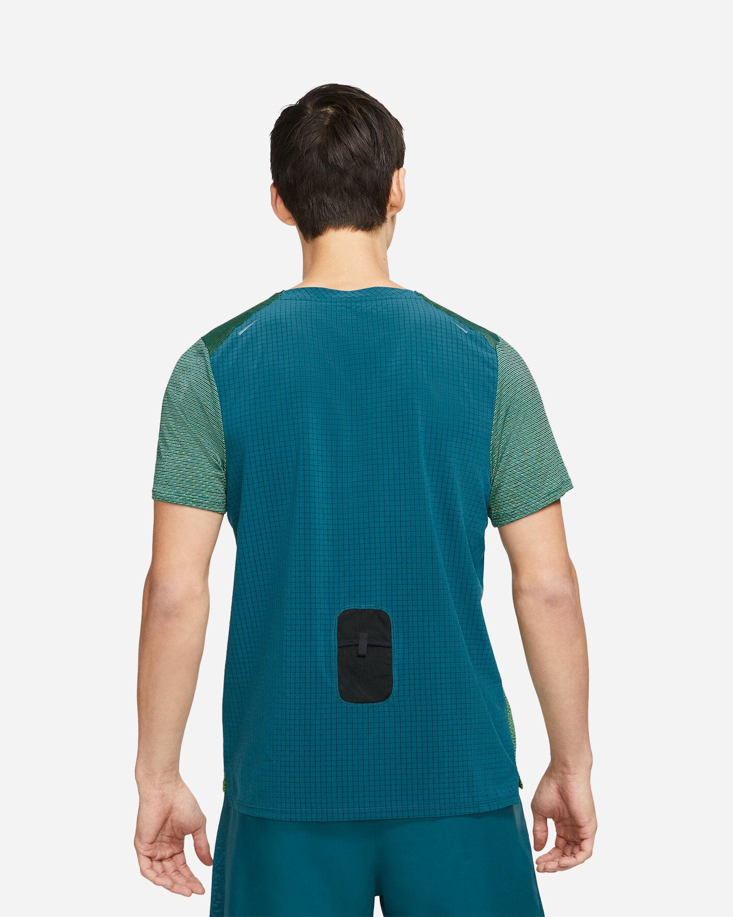 T-Shirt running NIKE RUN DIVISION PINNACLE M S5269962 scatto 1