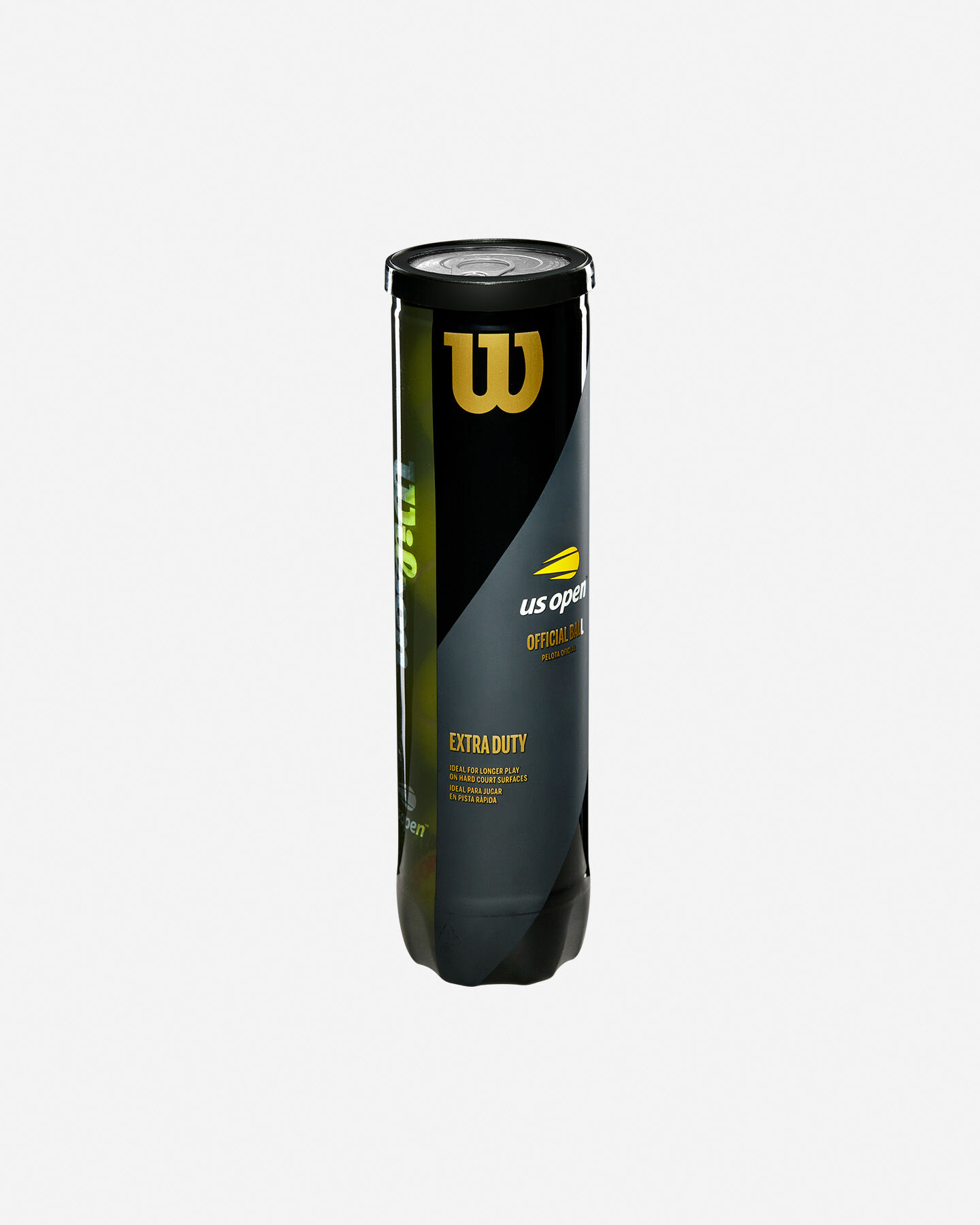 Palle tennis WILSON TUBO 4 PALLE US OPEN S1282037 scatto 1