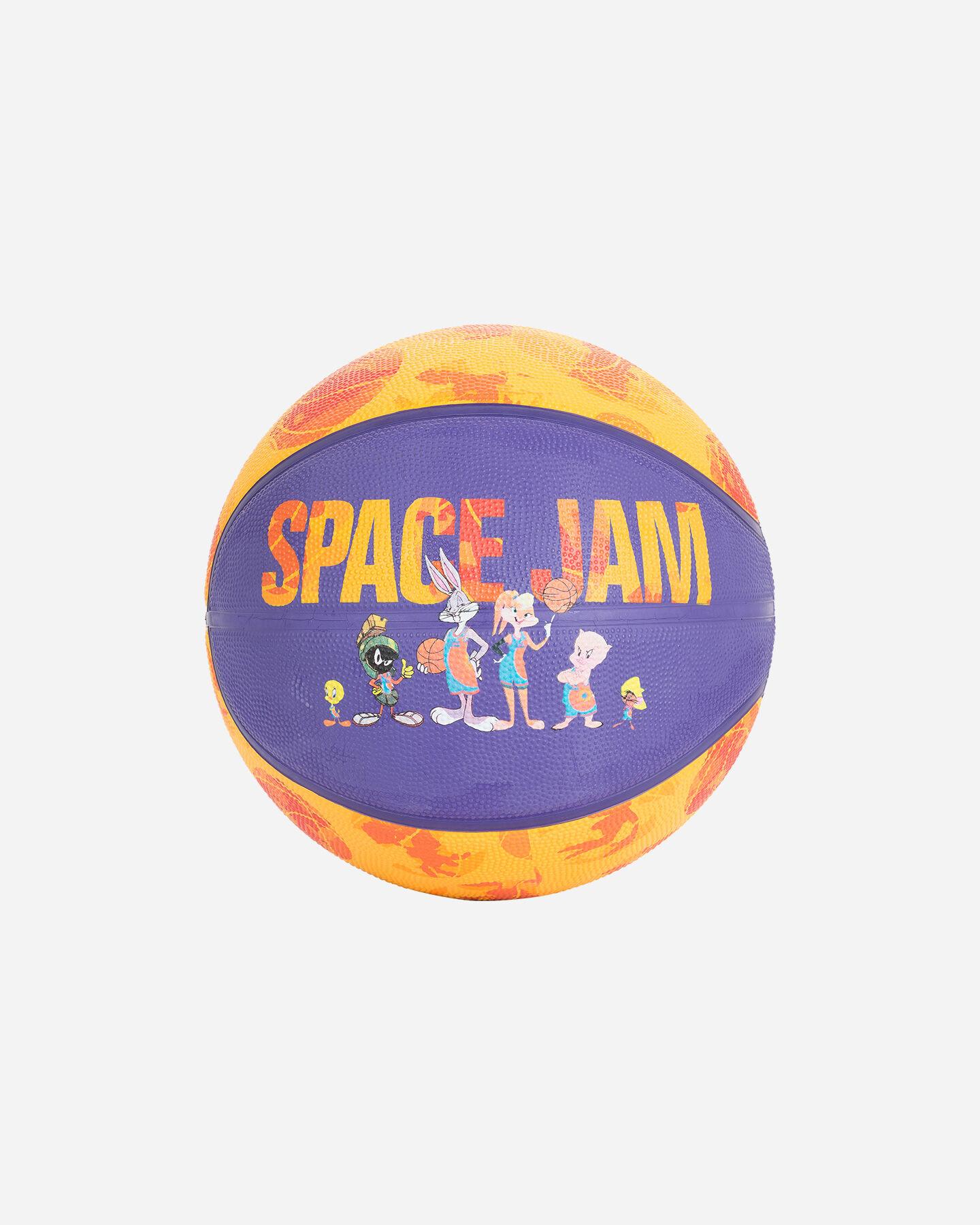 Pallone basket SPALDING TUNE SQUAD SPACE JAM S5371568|UNI|UNI scatto 0