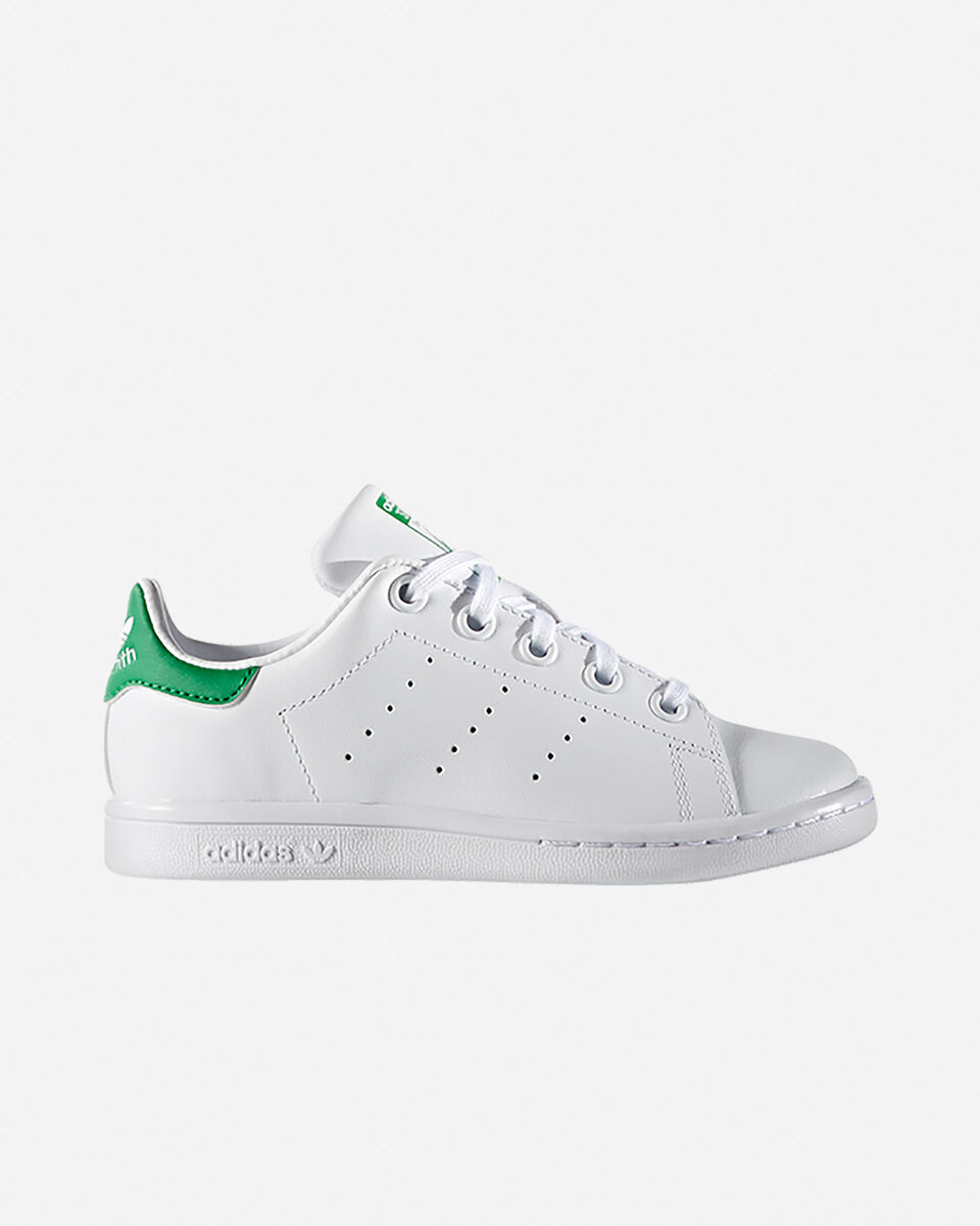 Scarpe sportive ADIDAS STAN SMITH JR PS S1298870 scatto 0