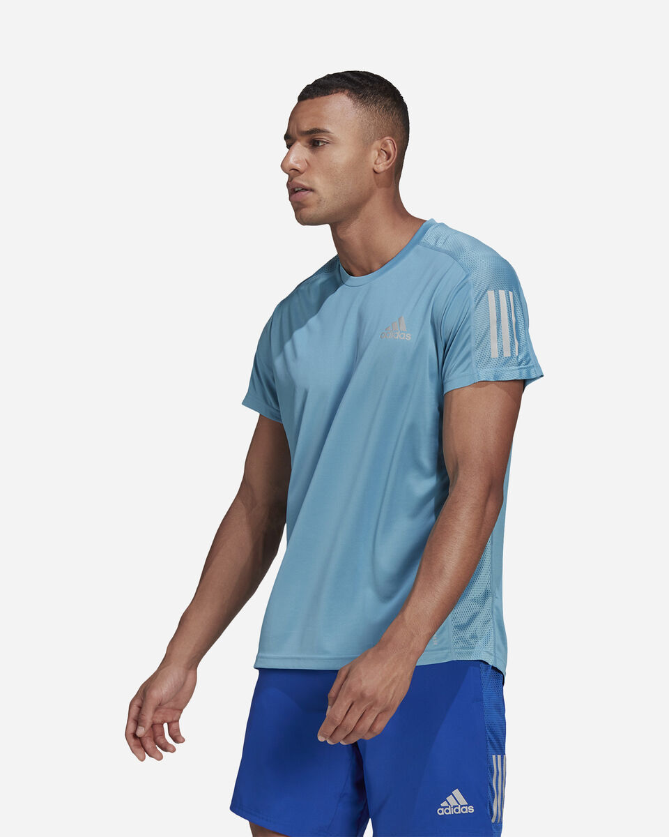 T-Shirt running ADIDAS OWN THE RUN M S5273944 scatto 1