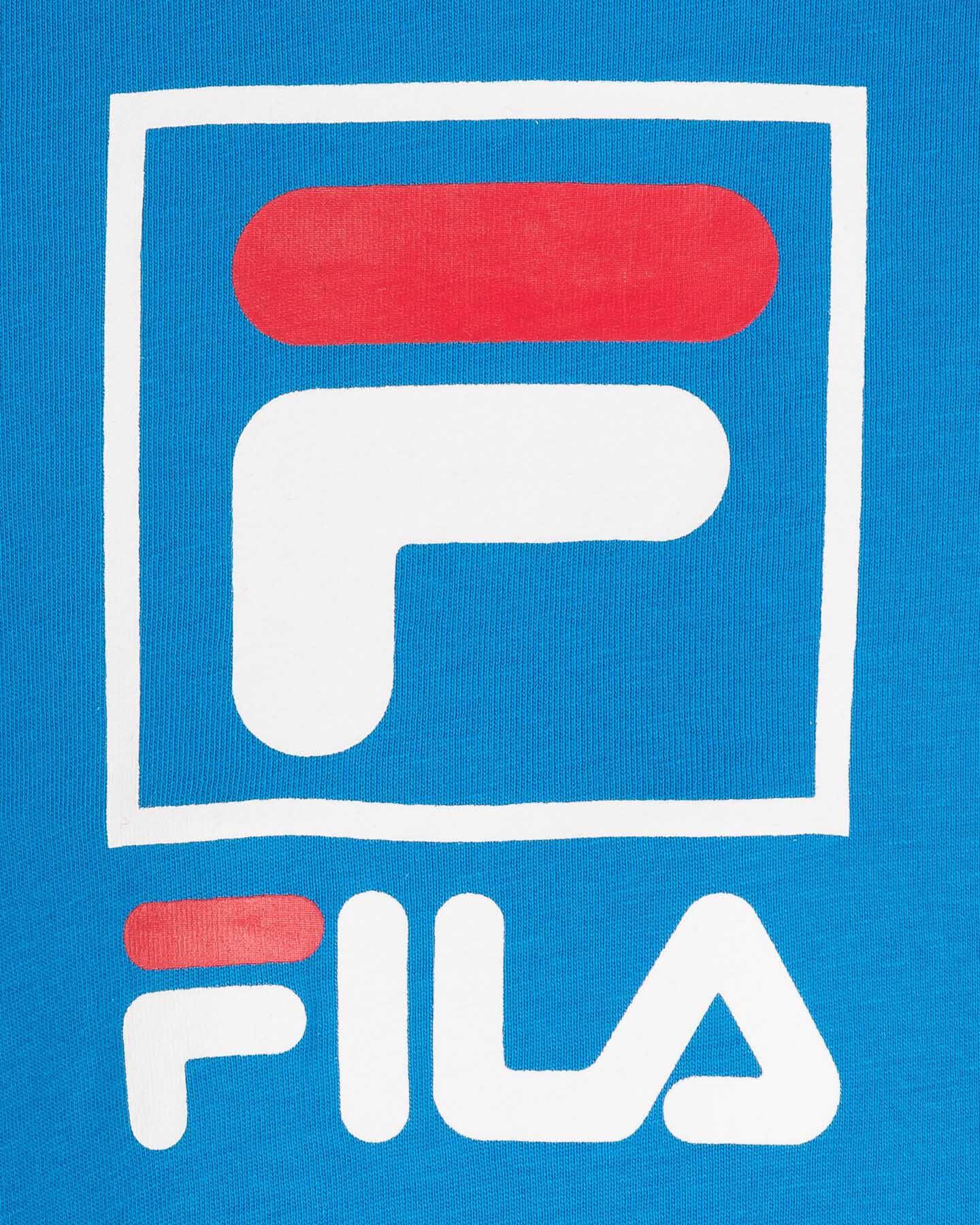 T-Shirt FILA BOX JR S4088610 scatto 2