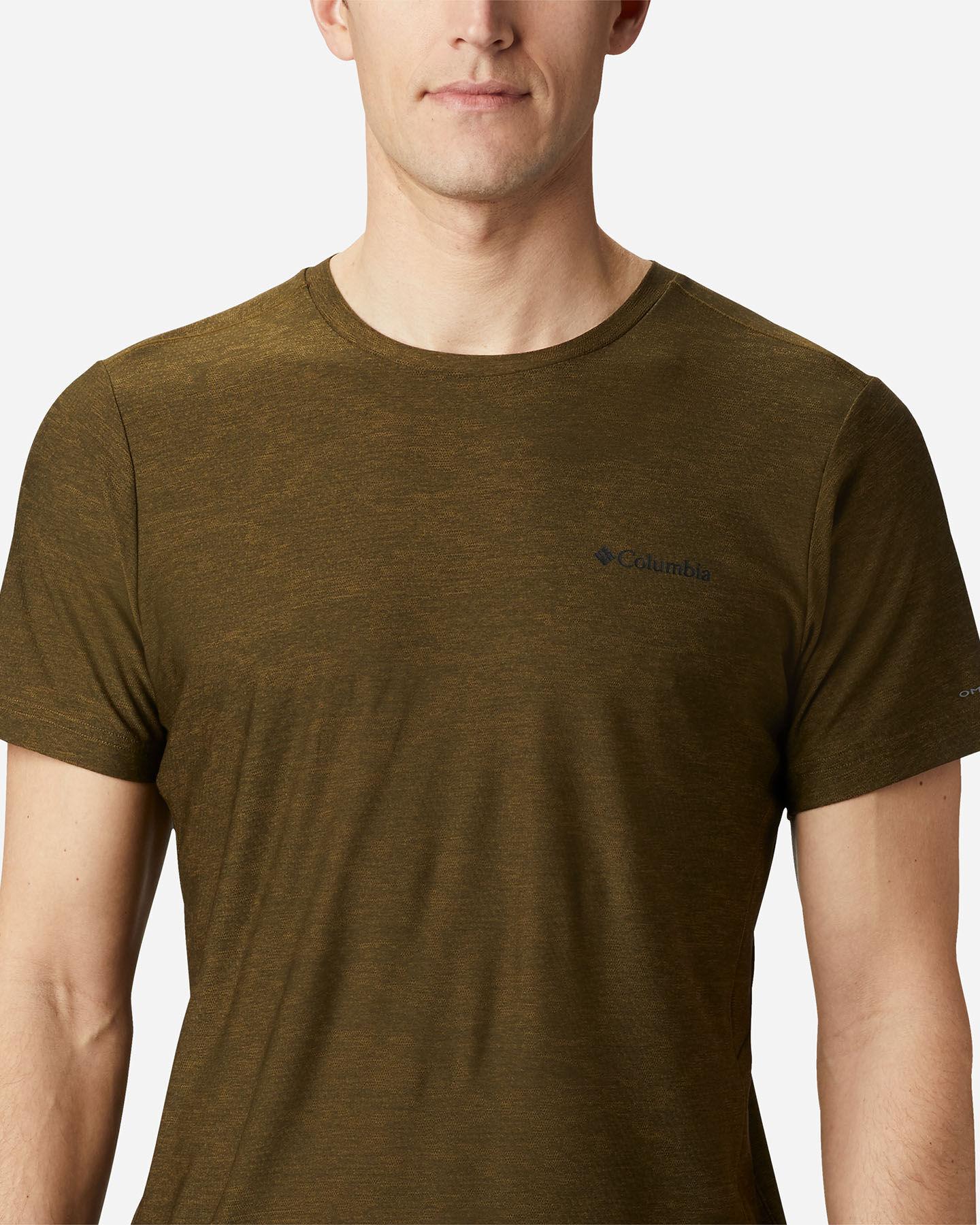 T-Shirt COLUMBIA MAXTRAIL LOGO M S5174874 scatto 4