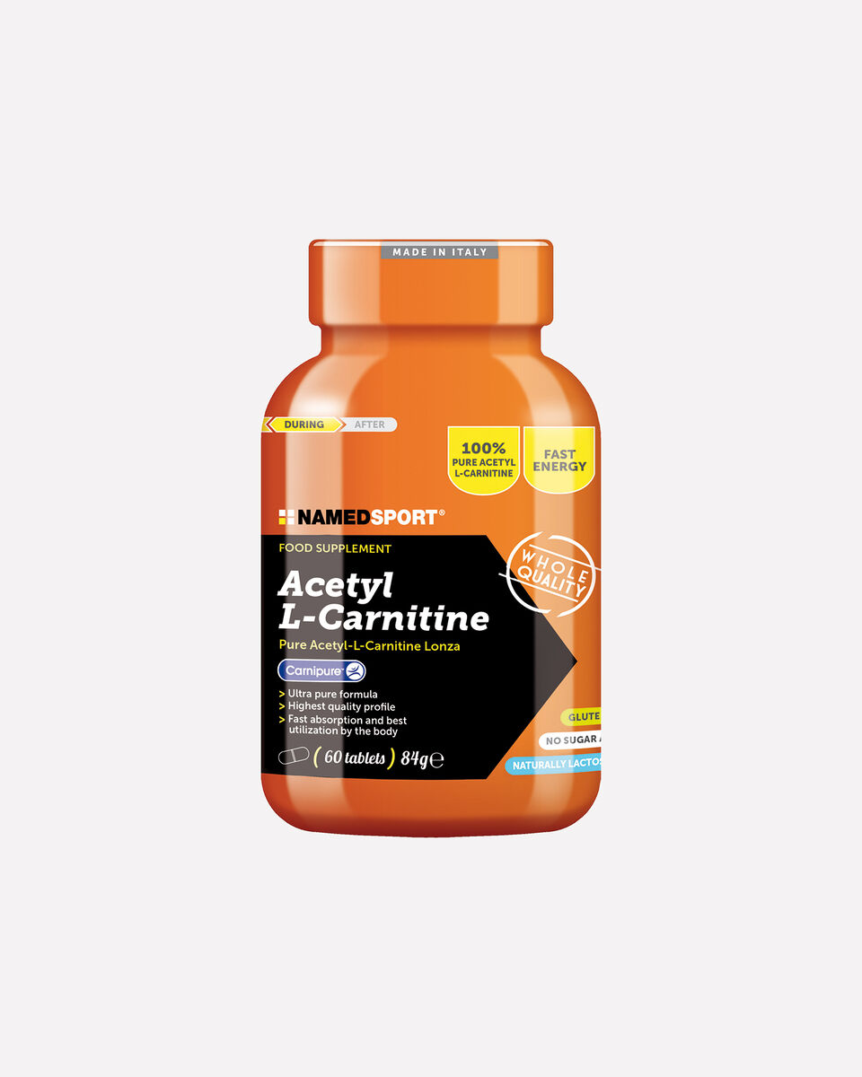 Energetico NAMED SPORT ACETIL L-CARNITINA 60 CPR S4002246|1|UNI scatto 0