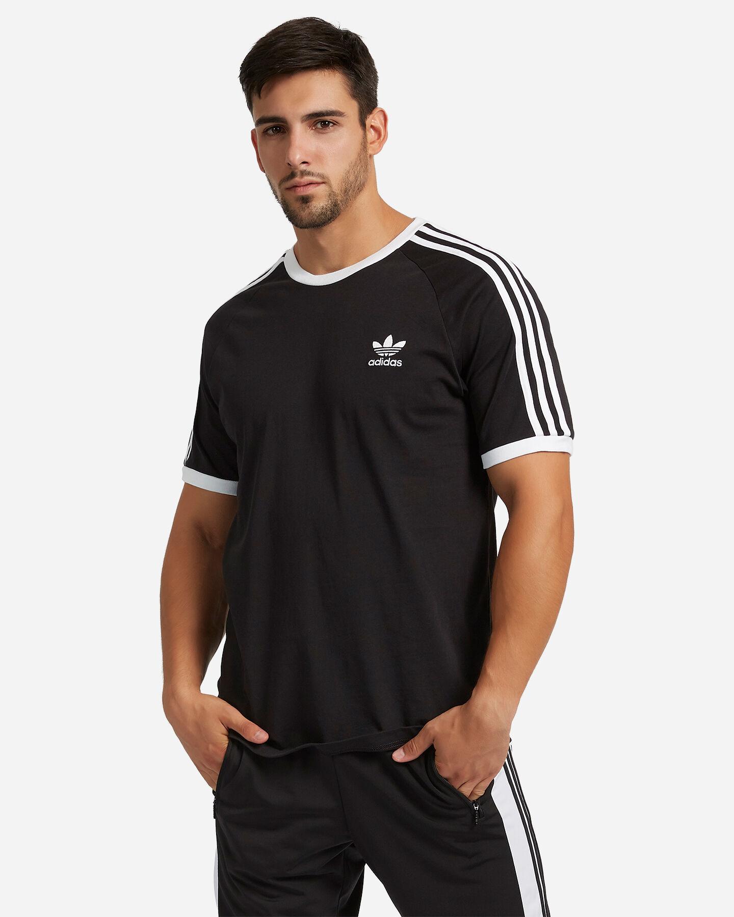 T-Shirt ADIDAS 3-STRIPES M S4043432 scatto 0