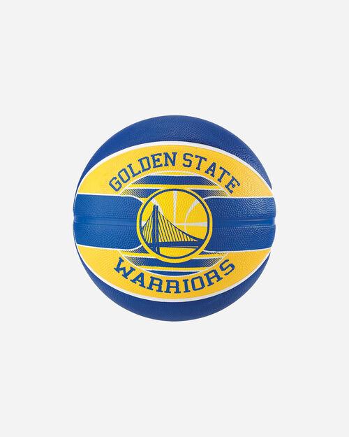 Pallone basket SPALDING NBA TEAM BALL GOLDEN STATE WARRIORS MIS.7