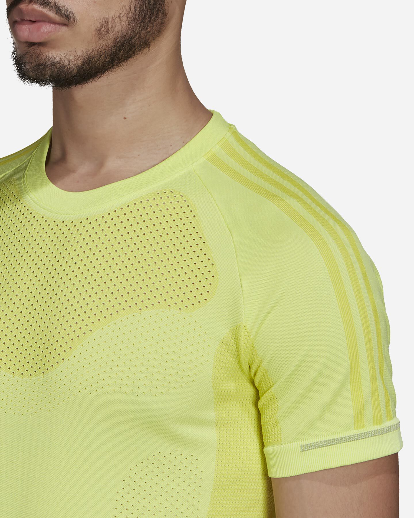 T-Shirt running ADIDAS PRIMEKNIT M S5275149 scatto 4