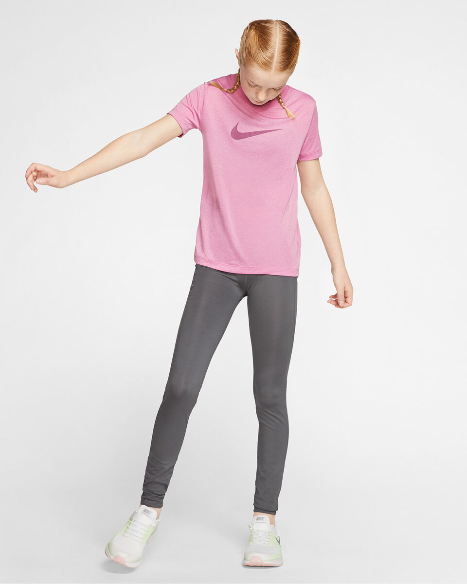 T-Shirt NIKE DRI-FIT JR S5162697 scatto 5