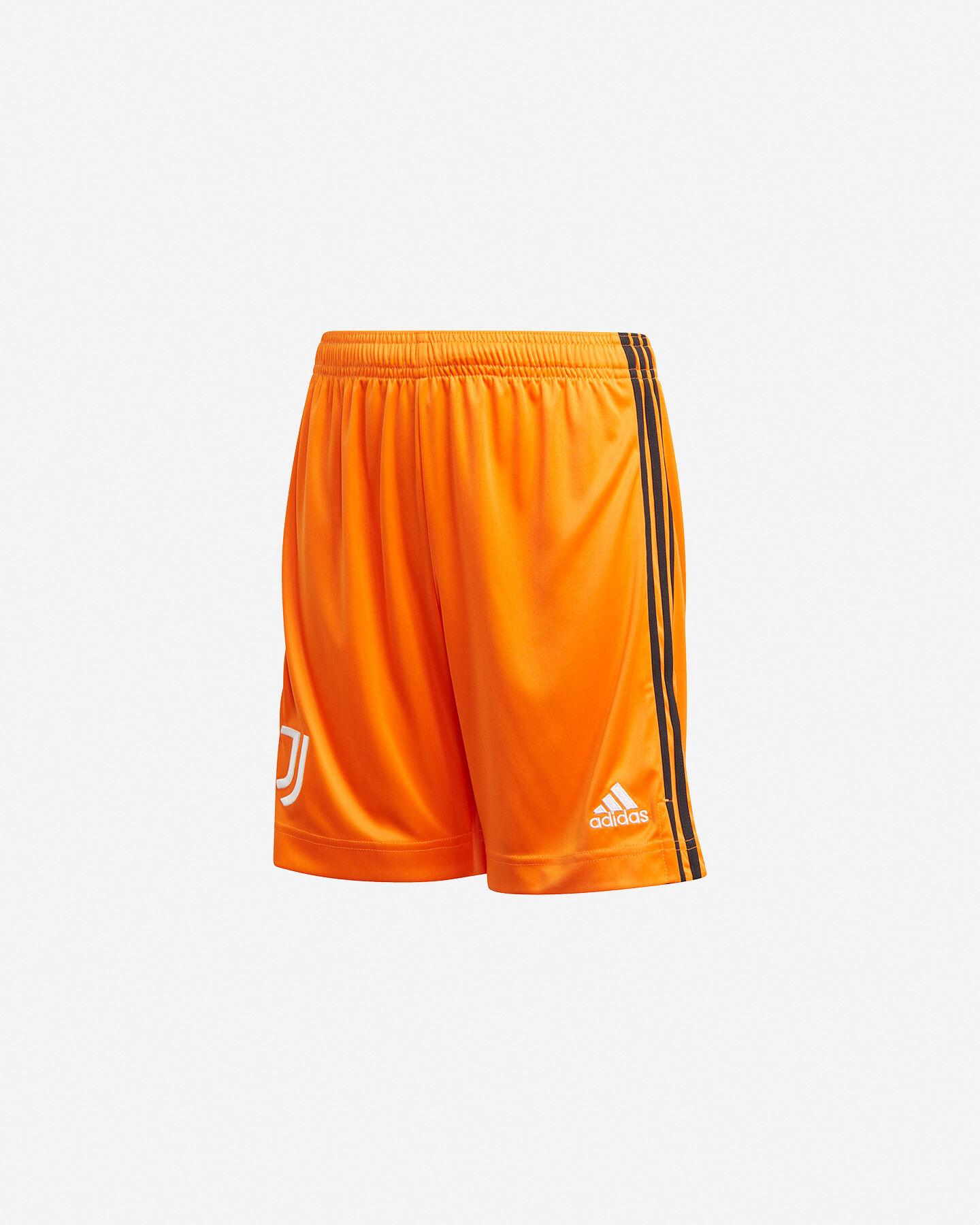 Pantaloncini calcio ADIDAS JUVENTUS THIRD 20-21 JR S5217281 scatto 0