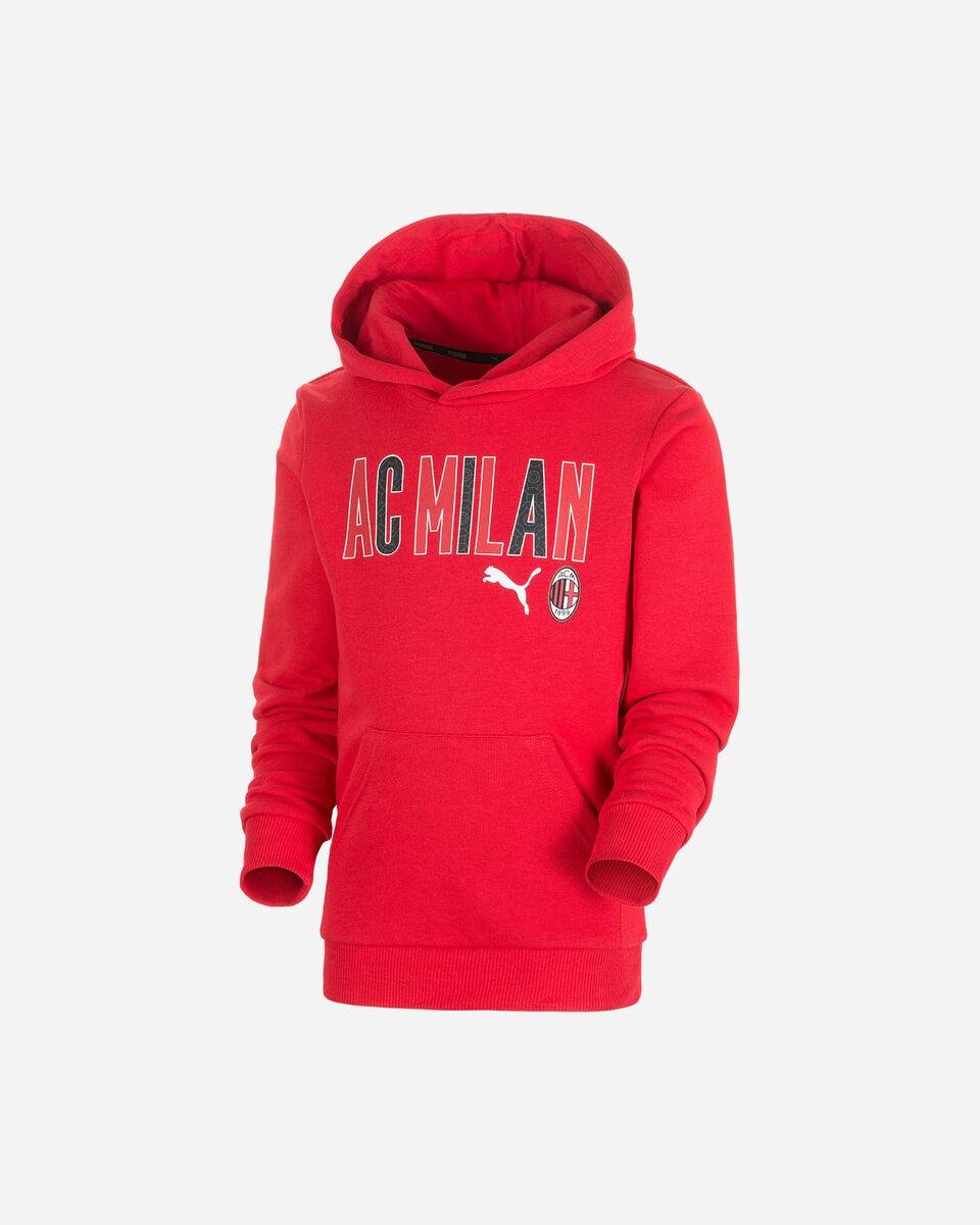 Abbigliamento calcio PUMA MILAN CC JR S5235904 scatto 0