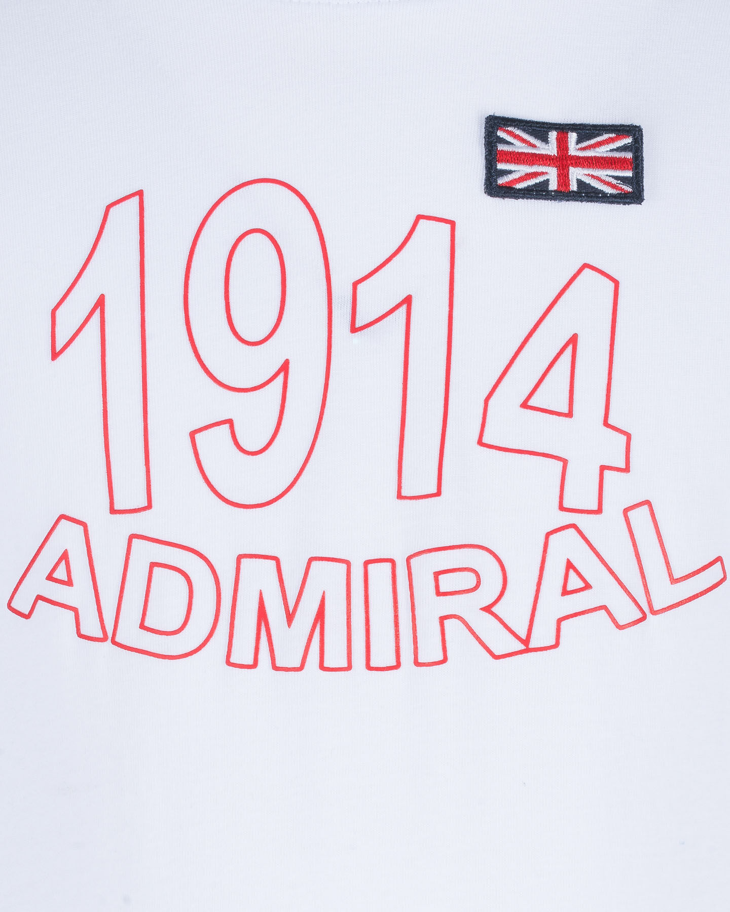 T-Shirt ADMIRAL BASIC 1914 JR S4075638 scatto 2