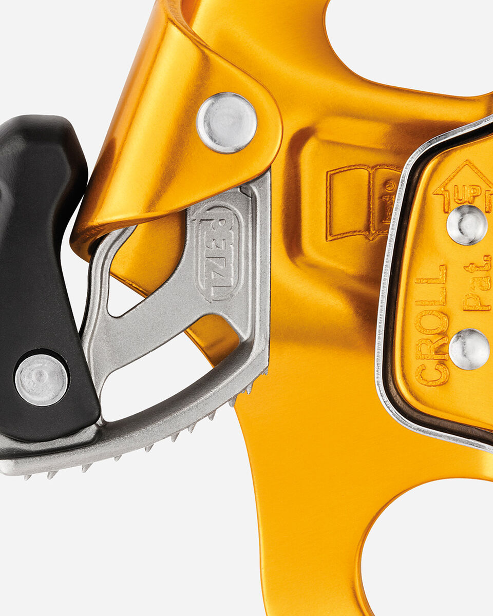 Accessorio arrampicata PETZL BLOCCANTE PETZL CROLL NEW B16BAA S1261447|9999|UNI scatto 2