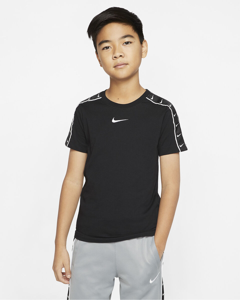T-Shirt NIKE TAPE JR S5173227 scatto 2