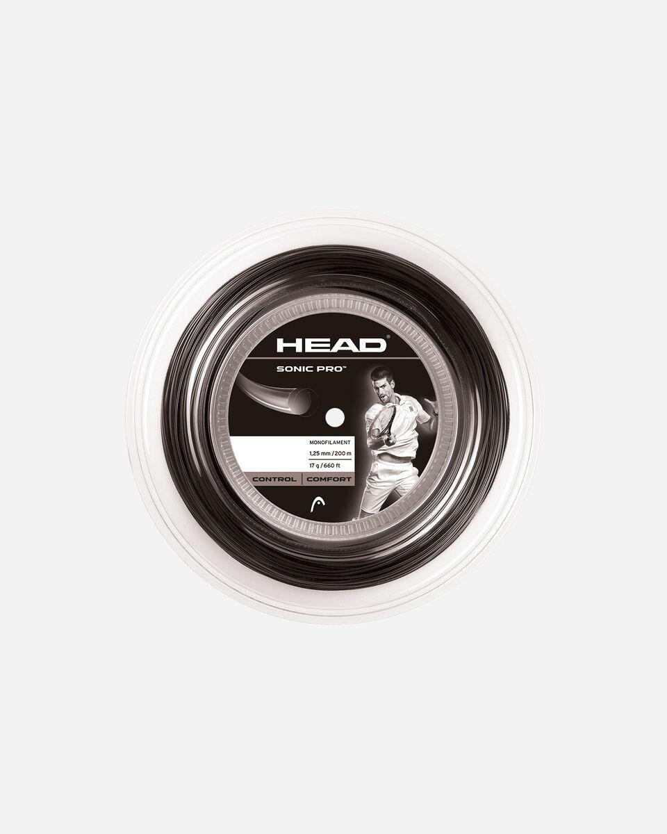 Corde tennis HEAD SONIC PRO REEL S0704054 scatto 0