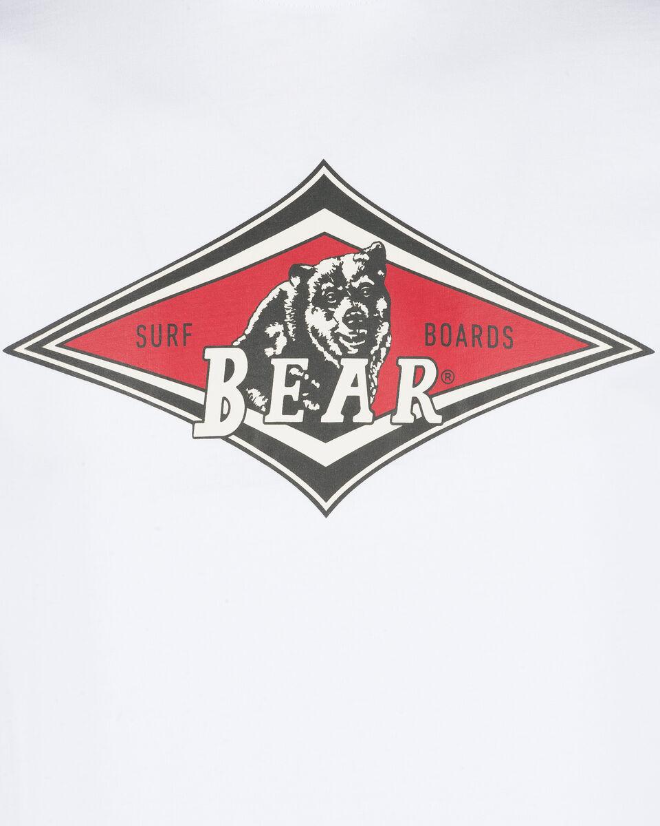 T-Shirt BEAR CLASSIC LOGO M S5182754 scatto 2