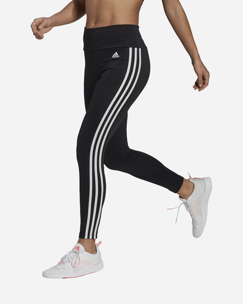 Leggings ADIDAS POLY 3S W S5275029 scatto 1